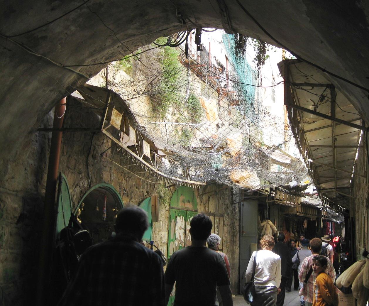 Hebron center city