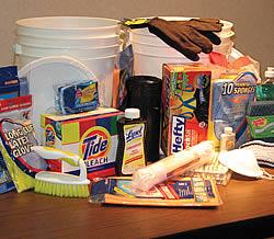 Emergency Clean-Up Kits