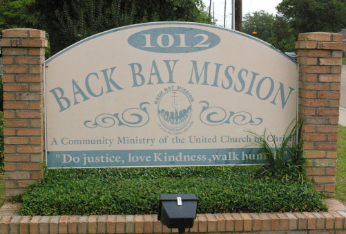 Back Bay Mission