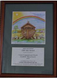 Lynnfield Ark Award