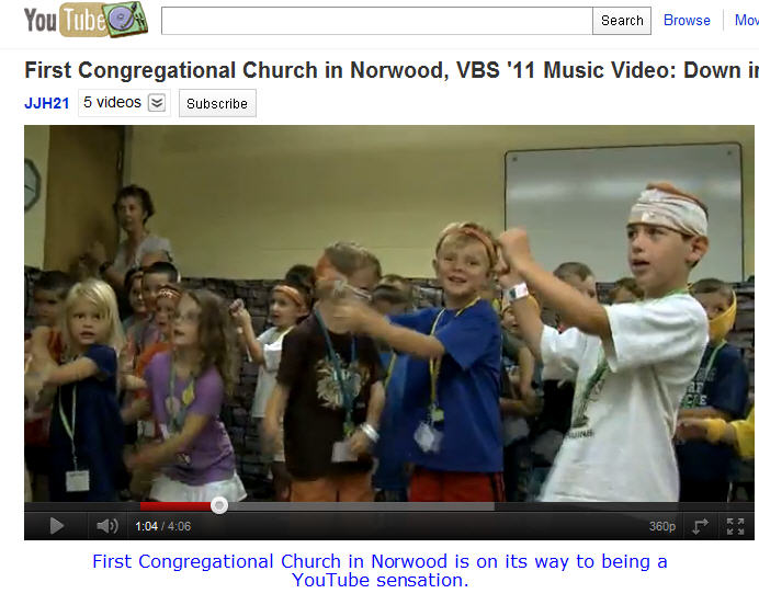 Norwood VBS Video
