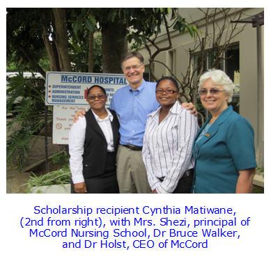 Nahant Village nursing student