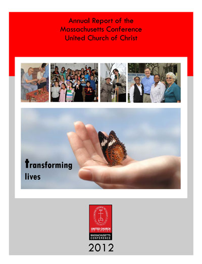 Annual Report 2012: Transforming Lives