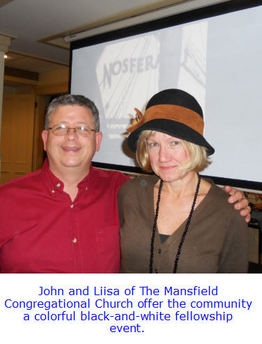 Mansfield Silent Movie Night