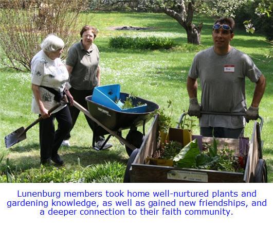 Lunenburg Heifer Planting
